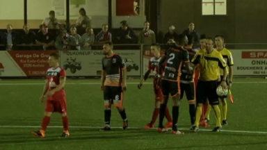 D3 Amateurs : le RWDM  ramène une victoire de Onhaye 0-2