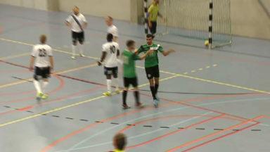 Futsal : l'AS Schaerbeek bat La Hestre 5-1