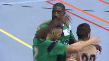 Futsal : l'AS Schaerbeek atomise le Futsal Jette 6-1