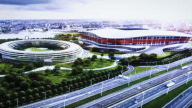 Le collège communal de Grimbergen refuse le permis de bâtir du stade national
