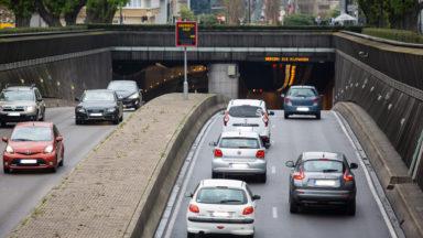 Le tunnel du Cinquantenaire rouvert, celui de Loi ouvert partiellement