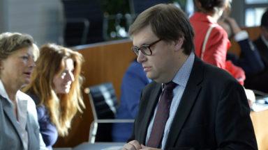 Gaëtan Van Goidsenhoven (MR) est l'invité de l'Interview à 12h45