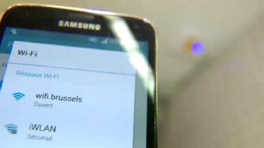 Un quart des stations de métro bruxelloises déjà équipées du Wifi