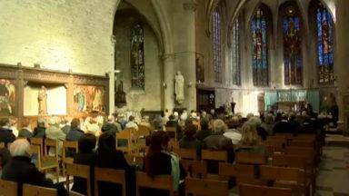 Les funérailles de Monsieur Zygo ont eu lieu à l'Abbaye de la Cambre