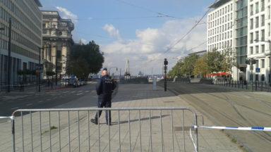 Alerte à la bombe levée dans deux bâtiments de justice à Bruxelles