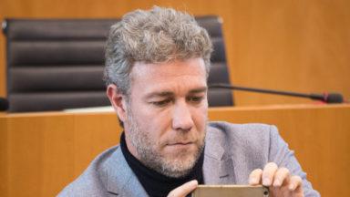 Alain Maron (Ecolo) est l'invité de l'Interview à 12h45