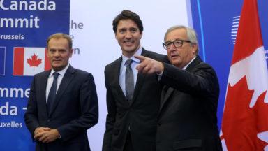 CETA : le Parlement européen approuve l'accord commercial avec le Canada