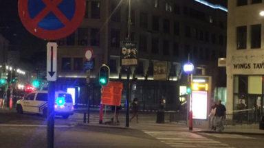 Le quartier de la Gare Centrale paralysé une partie de la nuit