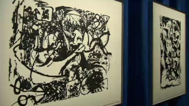 L'art abstrait des musées Guggenheim à l'ING Art Center