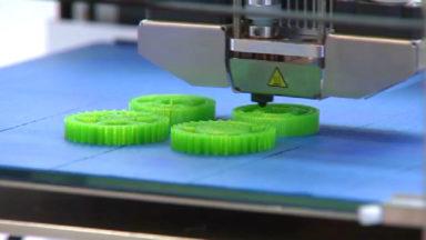 Le premier centre d'impression 3D belge est basé à Bruxelles