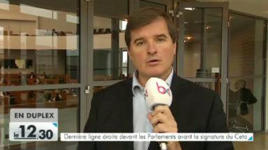 Le CETA sur le gril au Parlement francophone bruxellois