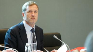 CETA : Paul Magnette discute en ce moment avec le président du Parlement européen
