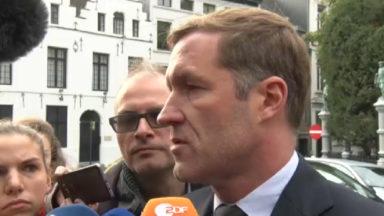 Samusocial : Magnette réclame une décision rapide de la commission de vigilance pour Mayeur et Peraita
