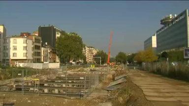 Schaerbeek : le collège communal s'impatiente par rapport aux travaux du boulevard Reyers