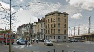 Un chantier de la STIB provoque de gros embarras de circulation dans le quartier Fonsny