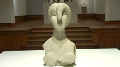 Picasso s'expose en sculptures à Bozar