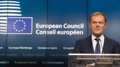 Donald Tusk confirme la signification d'un « ultimatum » rejeté par Paul Magnette