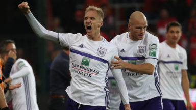 Anderlecht l'emporte au Standard par le plus petit des écarts (0-1)