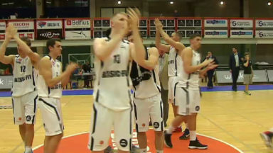 Le Brussels Basket bat Louvain 78-70