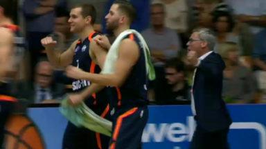 Basket : victoire «historique» du Brussels à Alost 74-76