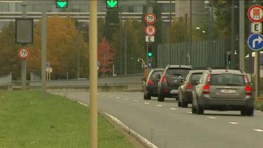 La Région veut diminuer de 20 % la pression automobile sur les grands axes de pénétration bruxellois