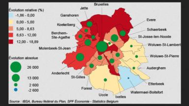 Démographie : 100.000 Bruxellois de plus d'ici 2025