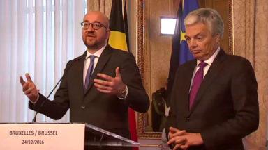 La Belgique ne signera pas le CETA