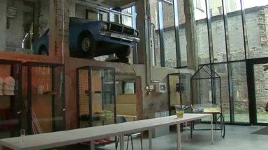 Anderlecht : le pôle économique et culturel COOP ouvre ses portes le long du canal