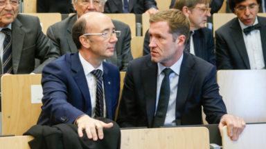 Demotte exclut tout feu vert francophone avant le sommet UE-Canada de jeudi