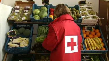 La commune d'Auderghem et la Croix-Rouge inaugurent la première épicerie en vrac et bio d'Europe