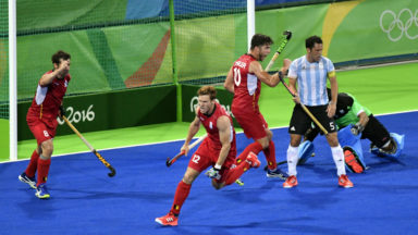 Hockey : 10 000 personnes attendues au match Belgique-Argentine