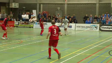 Pas de miracle pour le Futsal Jette battu 6-2 à Hamme
