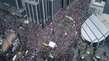 Il y a 20 ans, 300.000 personnes défilaient en blanc contre la violence faite aux enfants