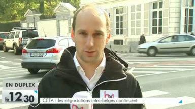 CETA : poursuite des négociations intra-belges
