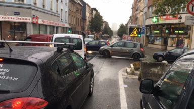 Travaux STIB : c'est le chaos dans le quartier de la Porte de Ninove