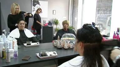 Un salon de coiffure social ouvre à Saint-Gilles
