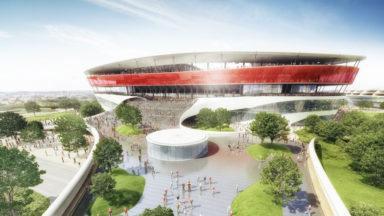 Stade national : un nouvel avis négatif pour le permis de construire