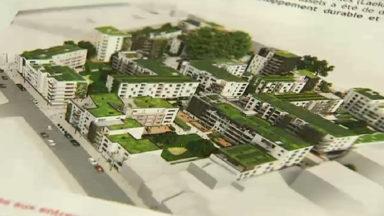 Démarrage du chantier Tivoli à Laeken : 400 appartements, des commerces et deux crèches en construction