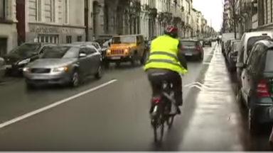 Le nombre de cyclistes a augmenté de 13% en un an dans la capitale