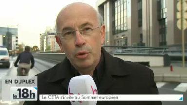 Le CETA s'invite au sommet européen