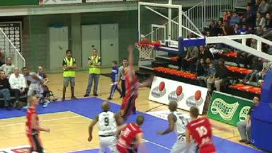 Basket : les Bruxellois s'imposent dans la douleur 84-81