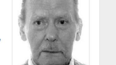 Avis de recherche : disparition d'un homme de 76 ans