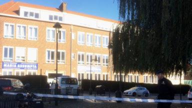 Laeken : le Lycée Maria Assumpta évacué en raison d'une alerte à la bombe