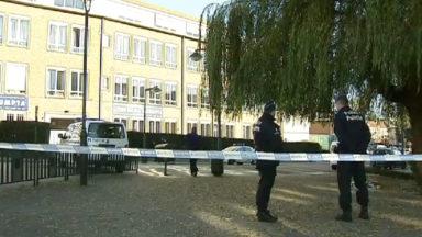 Alerte à la bombe au lycée Maria Assumpta à Laeken