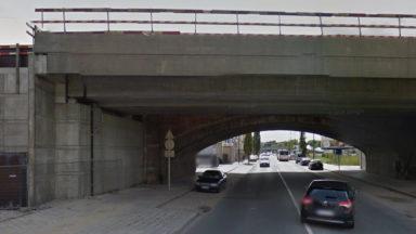 Chantier RER à Anderlecht : fermeture de la chaussée de Mons à hauteur de la Roue jusqu'à lundi compris