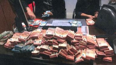 Démantèlement d'un réseau de blanchiment lié à un trafic de drogue : 2 Belges sous mandat