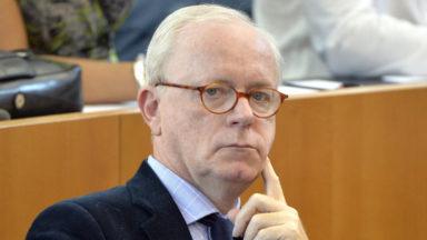 Armand De Decker démissionne de sa fonction de vice-président du Parlement bruxellois