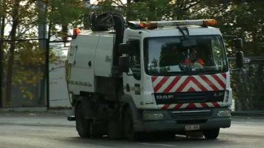 Forest : nouvelle grève des agents de l'enlèvement commercial de Bruxelles-Propreté