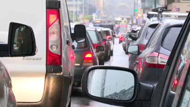 En raison des nombreuses manifestations, des embarras de circulation sont attendus ce week-end à Bruxelles