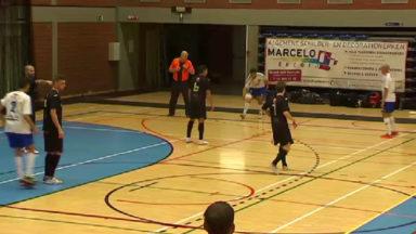 Futsal : Hoboken bat le Lart Brussels 7-2